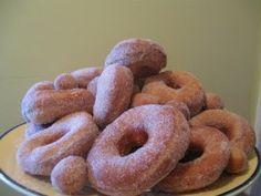 Wild Yeast Sourdough Starter: Sourdough Doughnuts