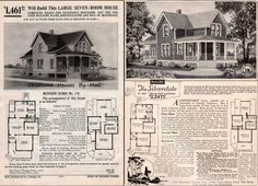 1908 Sears Mail Order House No 115 For 725 1913 Home