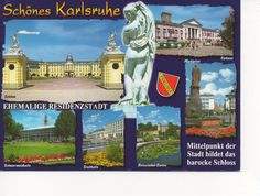 Karlsruhe Germany.. Due to similarities to the United States capital city, it has been speculated that Karlsruhe was a model city for the cityscape of Washington, D.C. Both cities have a centre — in Karlsruhe the palace and in D.C. the Capitol Building — from which the streets radiate outward. L'Enfant, Washington's city planner, had been given the plans of Karlsruhe (among numerous other European cities) as an inspiration.