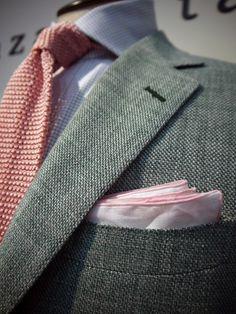 SCAVAL: ST.TROPEZ 40%Wool / 60% Linen