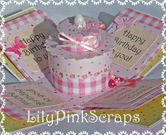 electric tea light-LilyPinkScraps: Birthday explosion!