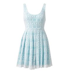 Star Lace Dress - Forever New