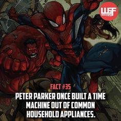 BIO- Go check out @marvelfact.ig!! Also make sure to check out my other…