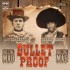 Vybz Kartel & Shabba Ranks - Bulletproof [Rolling Mad Riddim] February 2014