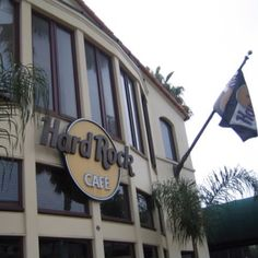 Hard Rock Cafe La Jolla. Bought my very first Hard Rock pin for my collection. It was a piano pin for my daughter Kristen. I now have over 500 pins.
