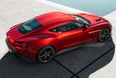Aston Martin confirmed a limited series production of its Vanquish Zagato Coupe that was originally shown as a study at last month's Concorso d'Eleganza event at Villa d'Este in Italy.