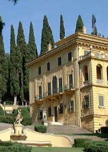 Italian Villas: Villa Fidelia, Spello, Umbria, Italy