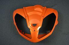 NEW GENUINE APRILIA RSV 1000 Tuono 2006-2009 FRONT FAIRING, Orange AP8184660 (GB in Vehicle Parts & Accessories, Motorcycle Parts, Bodywork & Frame | eBay