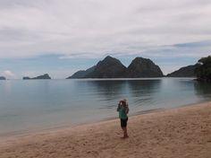 Las Cabanas, El Nido, Palawan Philippines