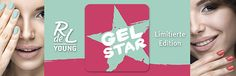Make-up and Fashion Obsession: Gel Star - die neue LE von Rival de Loop Young
