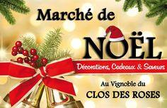 Noël dans le Var : Ce weekend, le Clos des Roses à Fréjus se met aux couleurs des fêtes de fin d'année - Découvrez l'article sur le blog de Mister Riviera : lifestyle, tendances, bons plans, sorties à Nice, Cannes, Antibes, Monaco, Côte d'Azur, French Riviera