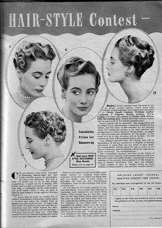 1953.....here is wat waz in for hair dooo*s