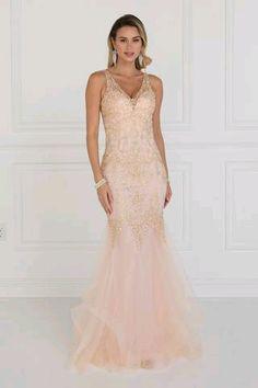 4d8ec1d2a46 Pink mermaid lace prom dress GLS 1518P – Simply Fab Dress Pink Prom Dresses