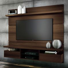 Home Automation Network Protocol: A Great System for Light Control and Other Automation Features Inside Your Home Tv Cabinet Design, Tv Wall Design, H Design, Tv Unit Decor, Tv Wall Decor, Room Interior Design, Home Room Design, Living Room Modern, Living Room Decor