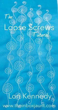 Loose screws tutorial