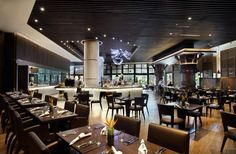 restaurant with columns - Google Search