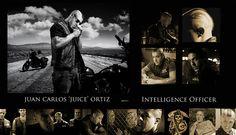 Juan Carlos 'Juice' Ortiz by CraZy-WeiRd