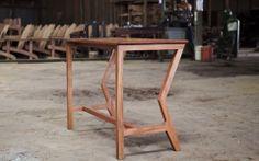 Aaron Poritz Furniture - Solomon Desk featured on Rypen