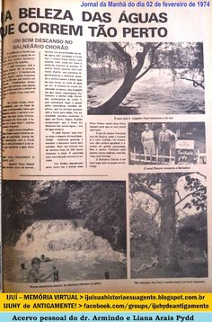 IJUÍ - RS - Memória Virtual: As belezas do rio Potiribú, município de Ijuí!
