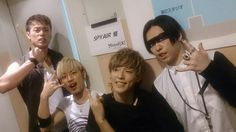 Spyair Hot Shots, Haikyuu, Boy Bands, Crushes, Japanese, Couple Photos, Celebrities, Boys, Music