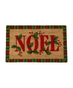 Welcome Home: Festive Doormats & Wreaths   Daily deals for moms, babies and kids