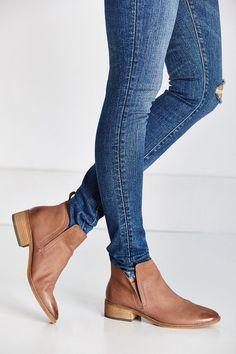 Pin for Later: 5 Types of Shoes You'll Regret Not Wearing to the Airport  Dolce Vita Tessey Ankle Boot ($160)