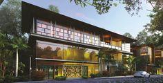 Club house of Dhammanagi Kings Ville Perseus. #Clubhouse #Bangalore #dhammangi #architect #villa