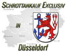 Schrottankauf Exclusiv in Düsseldorf Schrottankauf Düsseldorf