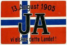 før folkeavstemningen  i Norge 1905