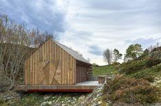 Naust paa Aure / TYIN Tegnestue – nowoczesna STODOŁA   wnętrza & DESIGN   projekty DOMÓW   dom STODOŁA