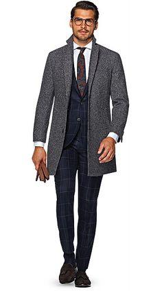 Overcoat Grijs