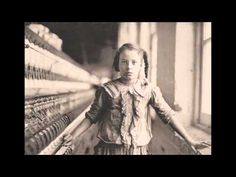This video explains the hardships and conditions that american children faced during the industrial revolution.