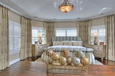 Oyster Bay - traditional - bedroom - other metro - Chic on the Cheap