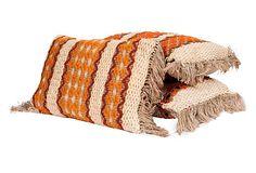 Knit Pillows, Set of 3 on OneKingsLane.com