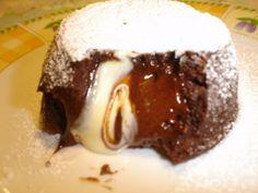 Latte & Miele - Tortino al cioccolato dal cuore morbido