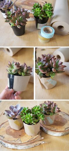 cute and easy transformation