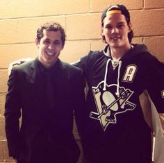 Geno and the new Russian!