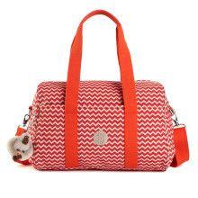 kipling practicool printed handbag