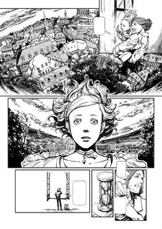 Image result for comic illustration styles