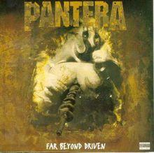 Far Beyond Driven - 1994
