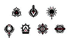 Símbolos para los 7 Pecados Capitales | por {._?}