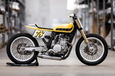 pipeburncom hombrese society tracker yamaha earth bikes flat dirt 78 FLAT EARTH SOCIETY Hombrese Bikes 78 Yamaha Dirt Tracker You can find Street tracker and more on our website Dirt Bike Track, New Dirt Bikes, Flat Track Motorcycle, Flat Track Racing, Tracker Motorcycle, Motorcycle Style, Cool Bikes, Motorcycle Touring, Yamaha Motorcycles
