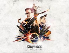 KINGSMAN THE SECRET SERVICE by Fotis Papadopoulos supported by 20th Century Fox. Support art by voting via facebook & twitter. https://www.talenthouse.com/i/552/submission/145979/21d9ca45