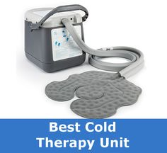 Vive Ice Therapy Machine with Pad | Independently Yours ... |Medical Ice Therapy Machine