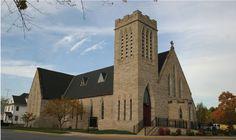 Old Calvary Church sandusky ohio
