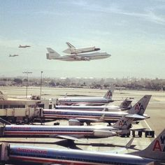 American Airlines Los Angeles Reunion - Photo Gallery 3.1: AA Fleet