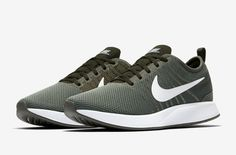 Here's The Nike Dualtone Racer In Gorge Green And Dusty Pink