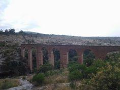 Acueducto El Saucillo del Siglo XVIII