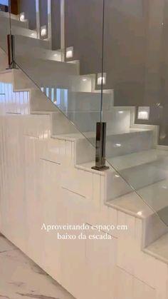 Staircase Design Modern, Modern Small House Design, Modern Exterior House Designs, Small House Interior Design, Home Stairs Design, Duplex House Design, Home Building Design, Small Room Design, Apartment Interior Design