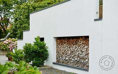 Terrassen Decor, Outdoor Decor, Bungalow, Outside Living, Modern House, Garage Doors, Modern, Home Decor, Renovations